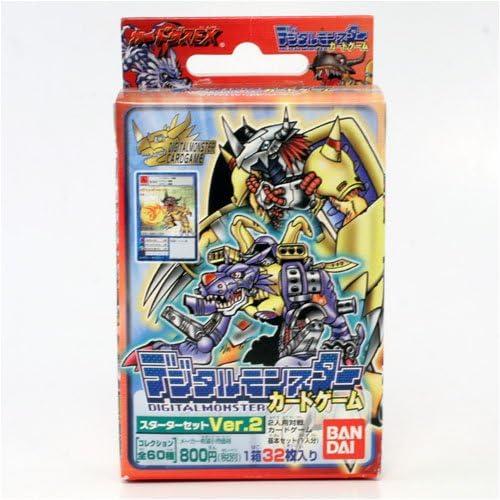 Digimon Game Card Starter Deck - rot Deck