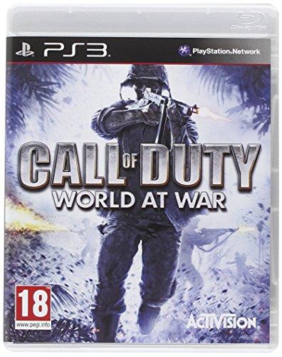 Activision Call of Duty 5 - Juego (PlayStation 3, Tirador, M (Maduro))