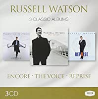 Russell Watson: 3 Classic Albums by Russel Watson