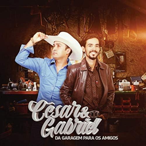 César e Gabriel