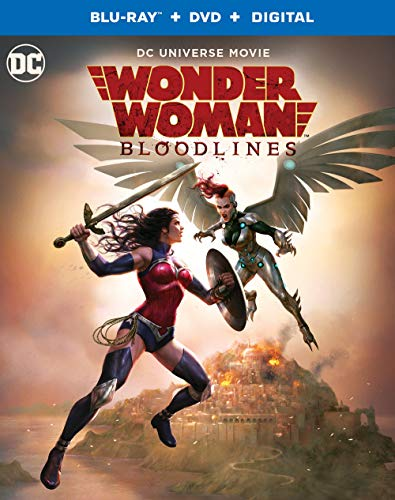 Wonder Woman: Bloodlines (Blu-ray)