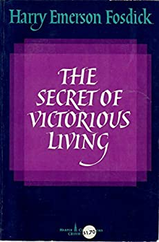 Paperback The Secret of Victorious Living (Harper ChapelBooks, CB19H) Book