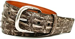 saltwater crocodile belt