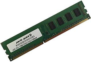 4GBメモリfor Asus Rampage V Extreme / u3.1ddr4pc4–170002133MHz Non - ECC DIMM ( parts-quickブランド)