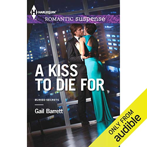 A Kiss to Die For audiobook cover art