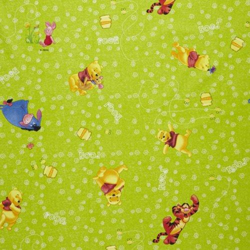 Winnie the Pooh Exclusiv* 100{504f26ecd5b6137afb742f6708a6d466063e1b028c81278be425791d622fec24} cotone tende lunghe 140 x 290 cm
