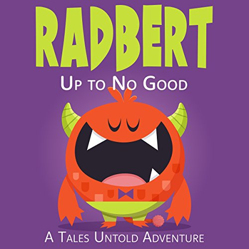 Radbert audiobook cover art