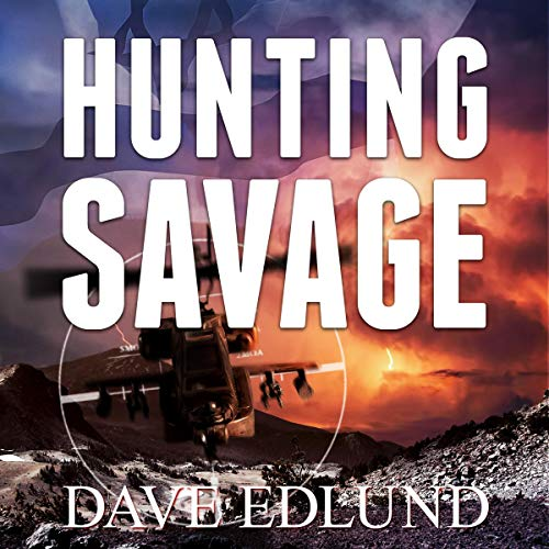 Hunting Savage: A Peter Savage Novel audiobook cover art