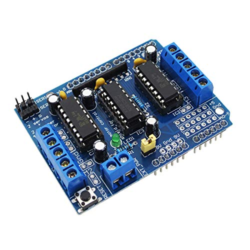 HiSKY L293D motor control shield motor drive expansion board for Arduino motor shield