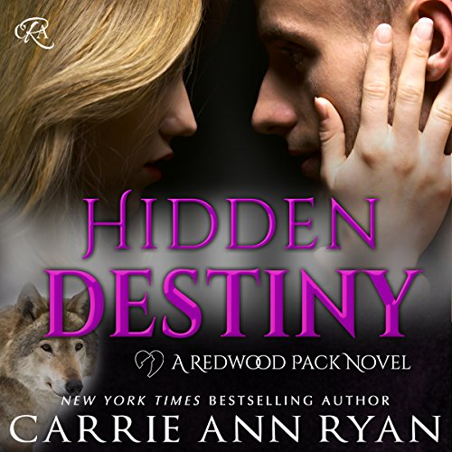 Hidden Destiny audiobook cover art