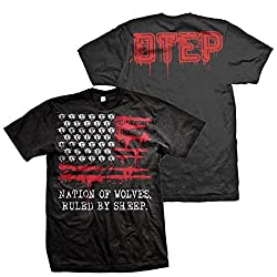 Otep Nation of Wolves T-Shirt