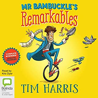 Mr Bambuckle's Remarkables cover art