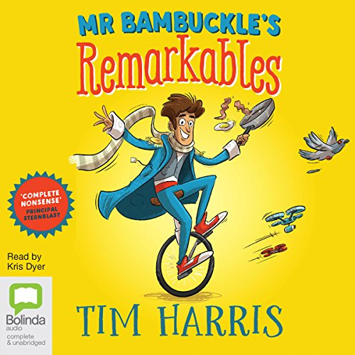 Mr Bambuckle's Remarkables cover art