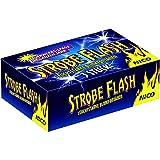 Nico Strobe Flash 54 Stück (18 Pack a. 3 stück) Blinkfontäne Party Feuerwerk Jungend von Aktivhandel