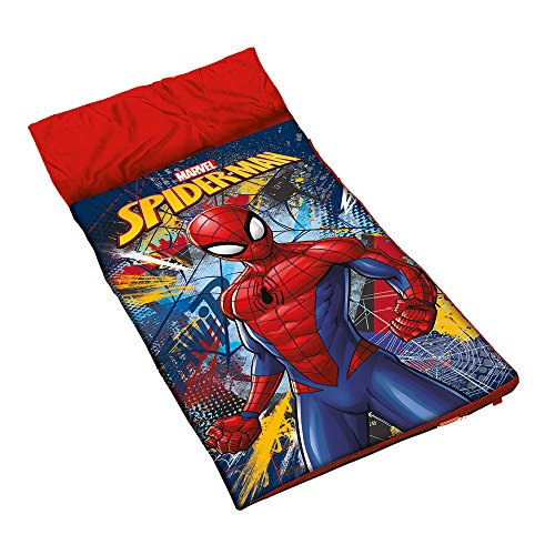 Marvel 79203 - Saco De Dormir Spiderman Smoby
