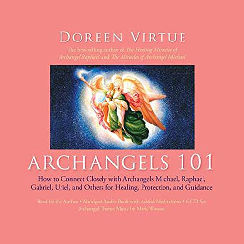 Archangels 101 audiobook cover art