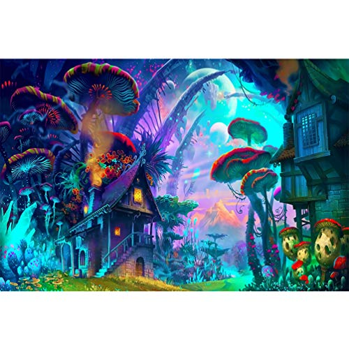 Jigsaw Puzzles 1000 Pieces for Adults - Poster Landscape Puzzle - Large Puzzle Game Artwork for Adults Teens(29.5x19.7 Inches)