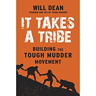 It Takes a Tribe audiobook cover art