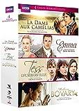 Coffret Sagas romantiques 4 Films