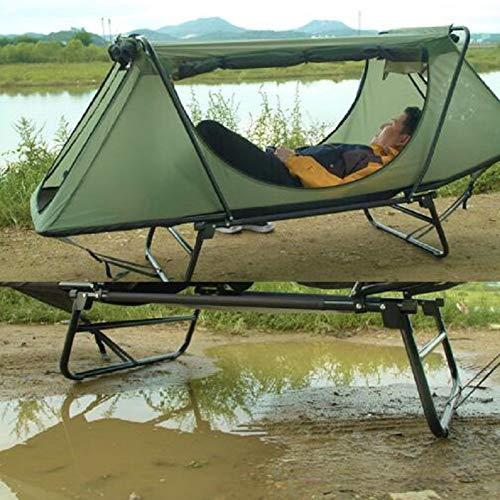 ZHJLOP Carpa Venta de Acampar al Aire Libre Ocio