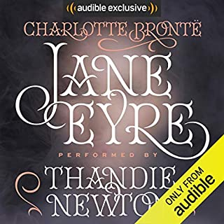 Jane Eyre                   By:                                                                                                                                 Charlotte Bronte                               Narrated by:                                                                                                                                 Thandie Newton                      Length: 19 hrs and 10 mins     1,260 ratings     Overall 4.8