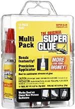 Super Glue Corp/Pacer Tech 15187 12-Pack 2-Grams Super Glue - Quantity 6