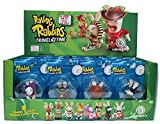 Raving Rabbids Travel in Time 12 - Green Box Assorted Figures