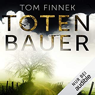 Totenbauer     Tenbrink und Bertram 2              Autor:                                                                                                                                 Tom Finnek                               Sprecher:                                                                                                                                 Elmar Börger                      Spieldauer: 10 Std. und 23 Min.     170 Bewertungen     Gesamt 4,6