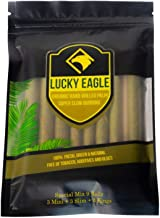 Lucky Eagle Natural Pre Wrap Palm Leafs Special Mix (9 Rolls)
