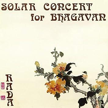 Solar Concert for Baghavan
