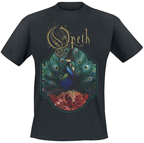 Opeth Sorceress Cover T-Shirt schwarz M