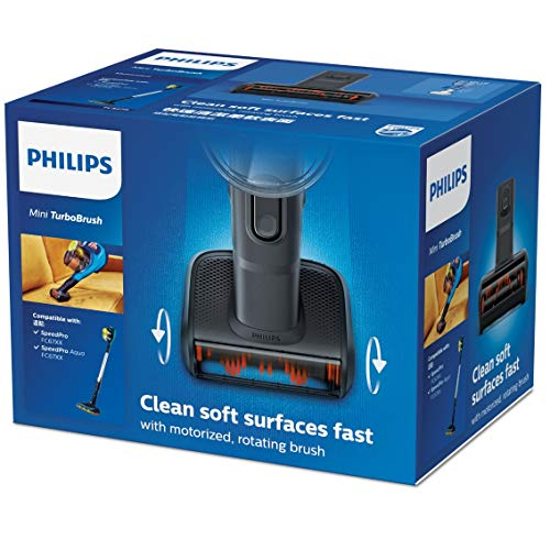 Philips FC8079/01 Mini-Turbo-Saugbürste Akku-Staubsauger