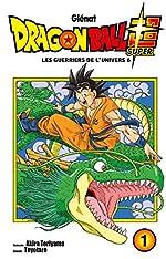 Dragon Ball Super - Tome 01 d'Akira Toriyama