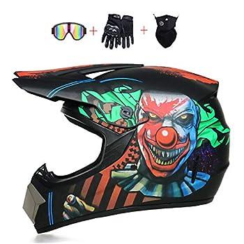 Best clown motorcycle helmets Reviews