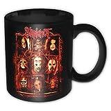 Slipknot - Keramik Tasse - Band Group Shot - Geschenkbox