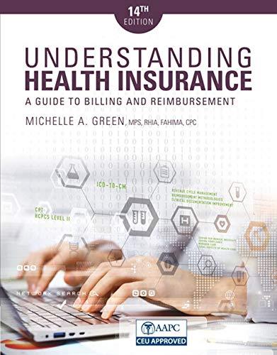 Green, M: Understanding Health Insurance