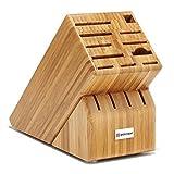 Wüsthof Block Knife Storage, 15-Slot, Bamboo