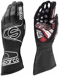 Sparco Arrow KG-7.1 Evo Karting Gloves 002554 (Size: 9, Black)