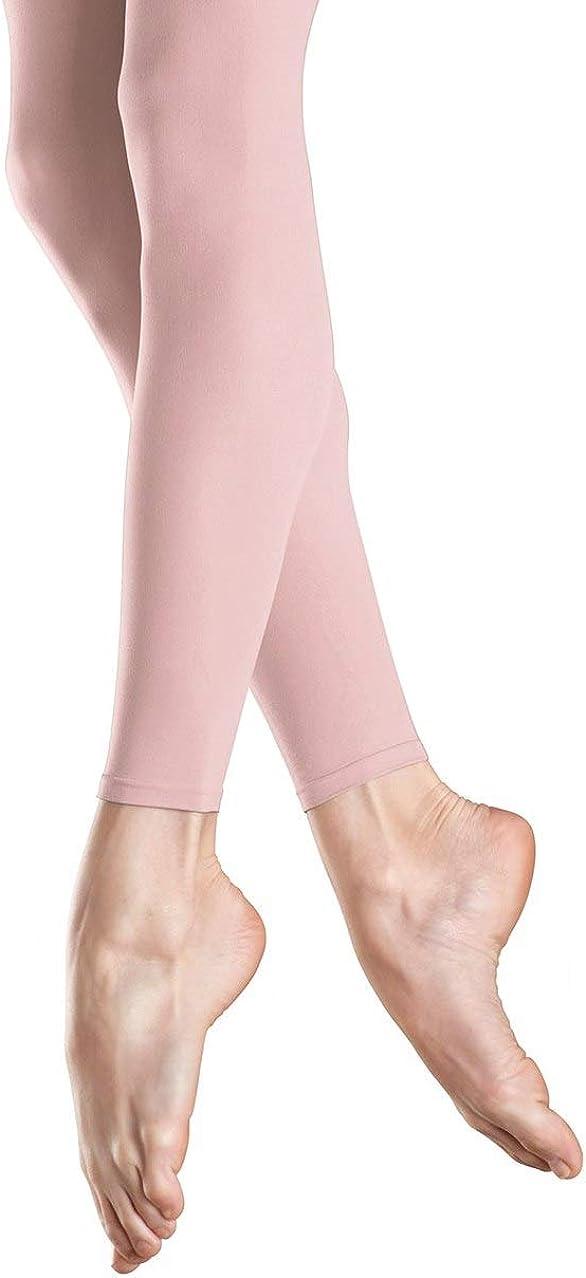 Bloch Dance Girls Endura Footless Tights
