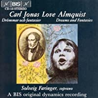 Dreams And Fantasies by ALMQVIST CARL JONAS LOVE (1995-12-05)