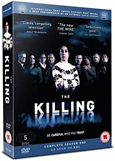 The Killing: Season 1 - 5 Boxed Set