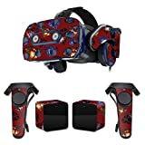 MightySkins Skin Compatible with HTC Vive Pro VR Headset - Diamond Galaxy   Protective, Durable, and Unique Vinyl Decal wrap Cover   Easy to Apply, Remove, and Change Styles   Made in The USA