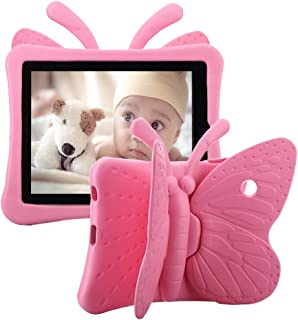 Tading Kids Case for iPad 4 3 2, Lightweight Kidproof and Durable EVA Foam Protective Cover with Stand for Apple iPad 2nd ...