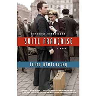 Suite Francaise                   By:                                                                                                                                 Irene Nemirovsky                               Narrated by:                                                                                                                                 Daniel Oreskes,                                                                                        Barbara Rosenblat                      Length: 13 hrs and 13 mins     181 ratings     Overall 4.1
