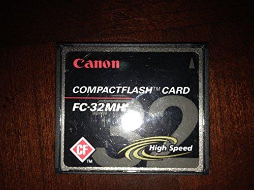 canon eos 20d cf card