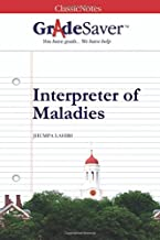 interpreter of maladies study guide
