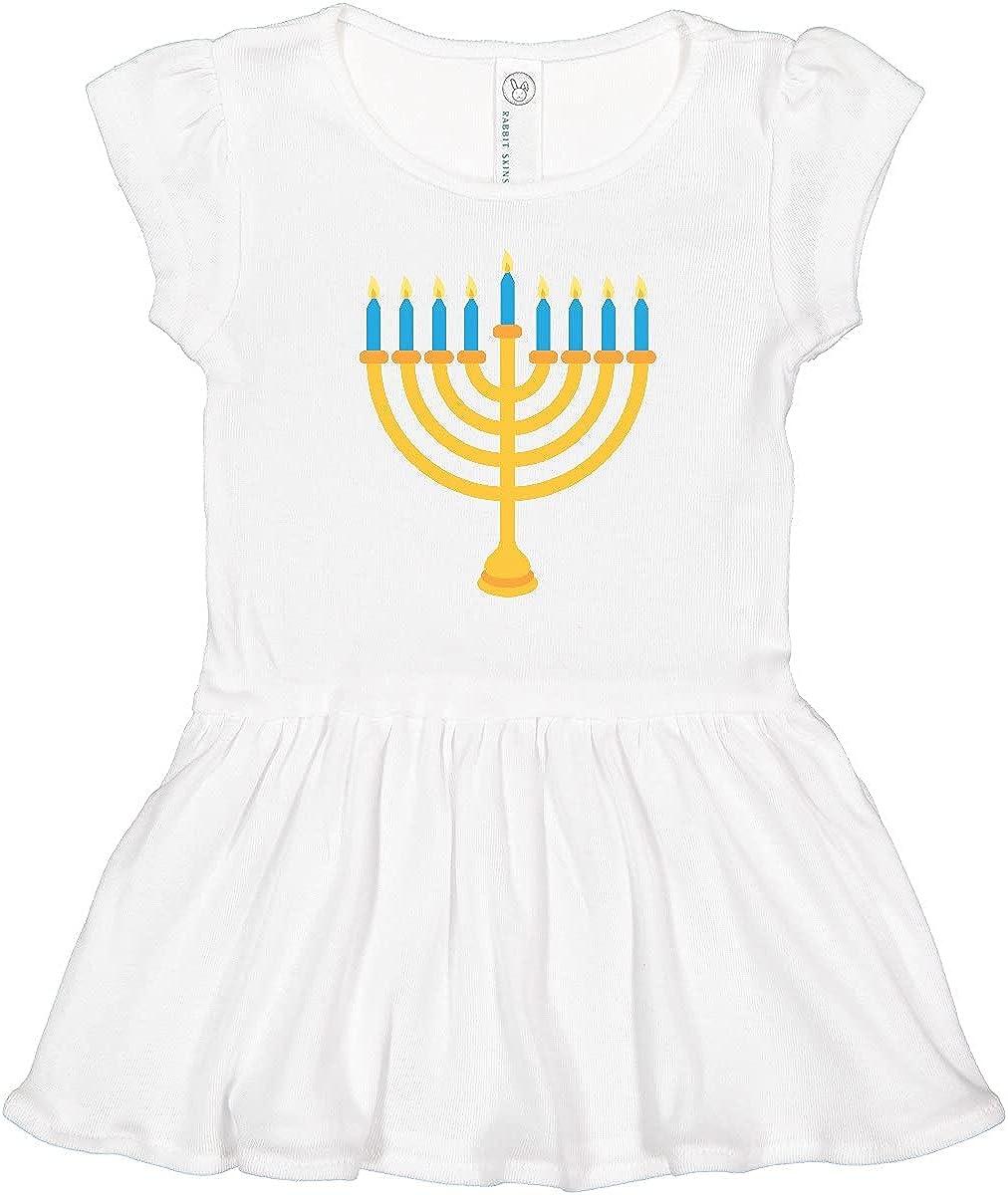 inktastic Hanukkah Chanukah Toddler Outlet ☆ Free Shipping Dress OFFer Menorah