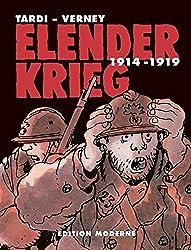Cover Elender Krieg Gesamtausgabe