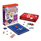 Osmo - Math Wizard and The Amazing Airships iPad & Fire Tablet - Ages 6-8/Grades 1-2 - Mental Math Addition & Subtraction - Curriculum-Inspired - STEM Toy Base Required