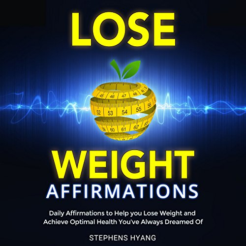 Lose Weight Affirmations cover art